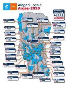 Cum a câștigat PSD alegerile locale în Argeș, partea a treia